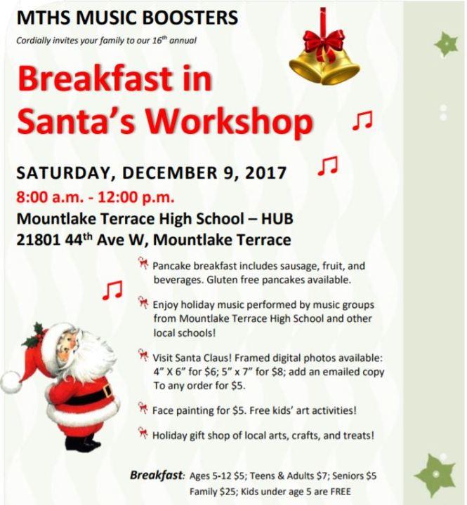 Santa 2017 Poster